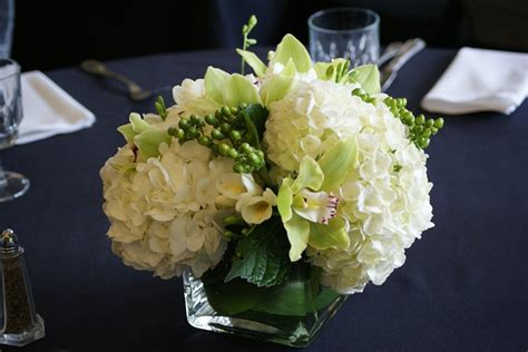 hydrangea floral centerpieces hydrangea centerpiece pictures