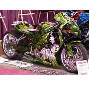 UNA SELECCI&211N DE LAS MOTOS M&193S CHULAS TUNEADAS