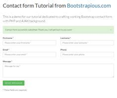 contact form 7 theme template 1000 ideas about contact form on html