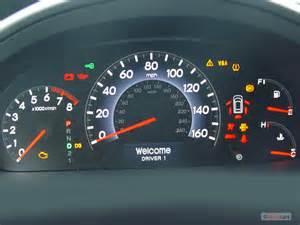 2004 Honda Accord Dash Lights 2010 Honda Odyssey Check Engine Light Autos Post
