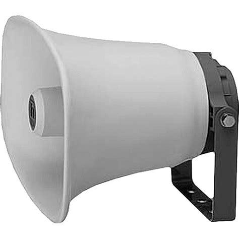 Speaker Toa Zh 5025 B toa electronics sc 651 outdoor paging horn speaker sc 651 b h