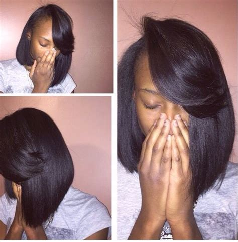 is there a bob weave already to weave featheredbangs invisiblepart bob weave bob weave