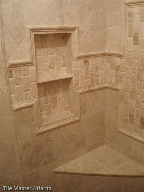 travertine bathroom tile ideas marble tile shower marble tile atlanta bathroom
