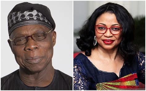 richest in south africa who made some serious obasanjo reveals he made africa s richest folorunsho alakija a billionaire 36ng