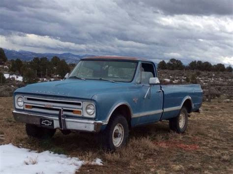 1967 Trucks For Sale by 1967 Chevy K10 Chevrolet Chevy Trucks For Sale