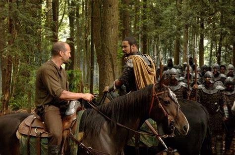 film jason statham in the name of the king jason statham e brian j white in una scena del film in