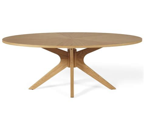 Oval Coffee Tables Uk Bedford Oval Oak Coffee Table Frances Hunt