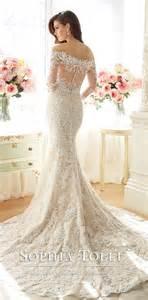 زیباترین لباس عروس های استین دار 2016
