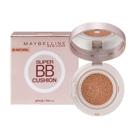 Maybelline Bb Cushion Light maybelline new york bb cushion shade 03 14 g