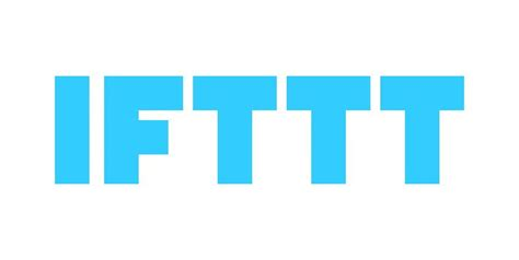 ifttt smart home automation your detailed smart home