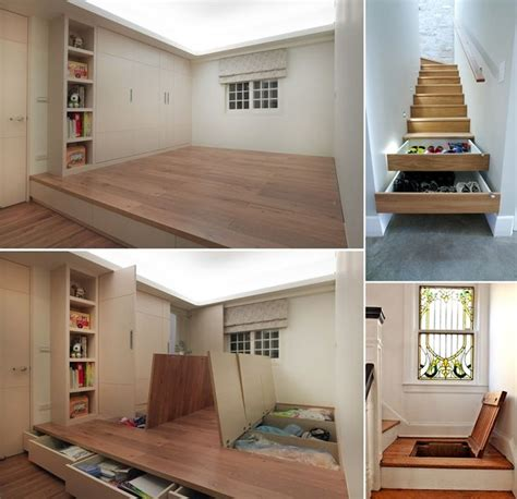 5 clever hideaway storage ideas for your home model home