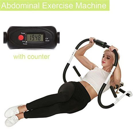 grab the limited offer ab roller evolution abdominal machine portable crunch trainer