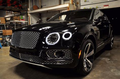 black bentley suv available on ebay bentley bentayga the world s fastest