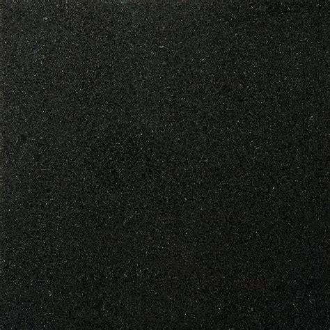 Emser Tile Granite 18 x 18 Absolute Black
