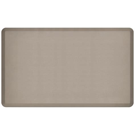 newlife comfort mat newlife pro grade brushed stone 36 in x 60 in comfort