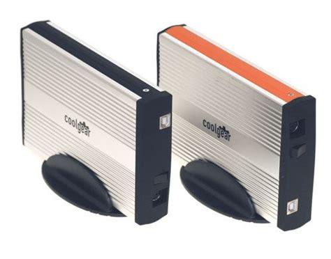 Sale Cooler Pendingin Hdd 3 5 Pc Komputer Dual Fan black silver sata drive enclosure with usb 2 0 output