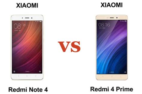 Viseaon For Xiaomi Redmi 4 Prime review xiaomi redmi note 4 vs redmi 4 prime lensa warga
