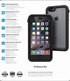 Image result for What are the specifications of the iPhone 6 Plus?. Size: 138 x 160. Source: www.catalystlifestyle.com