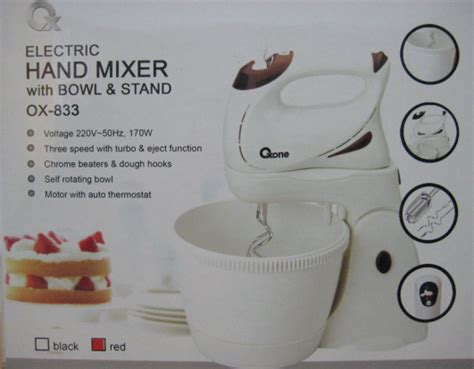 Mixer Oxone mixer oxone ox 833 murah kitcheneeds