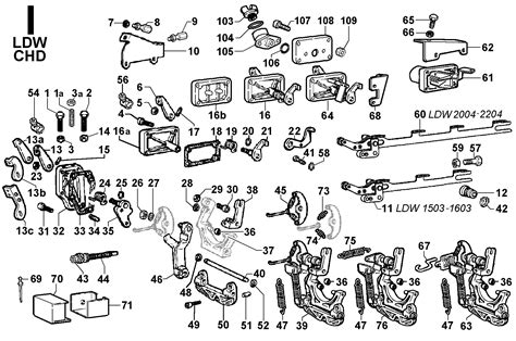 Ldw 1503 Lombardini Spare Parts Engines Ldw 1503