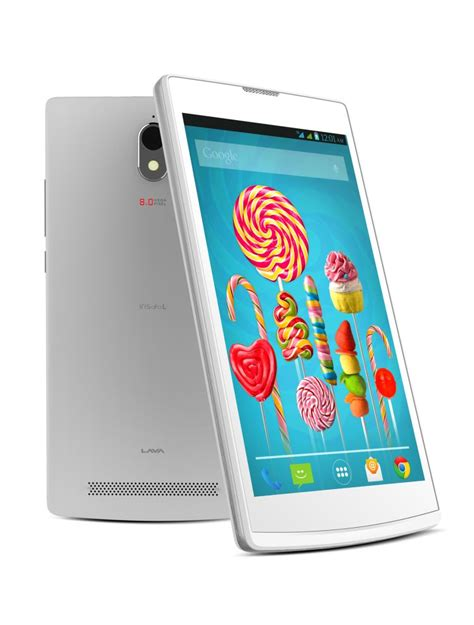 Lava L L by Lava Iris Alfa L Launched For Rs 8 000 Features A 5 5 Inch Display And Runs On Android Lollipop