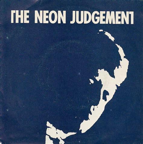 Judgement Records The Neon Judgement S Vinyl Records Search Vinyl Records