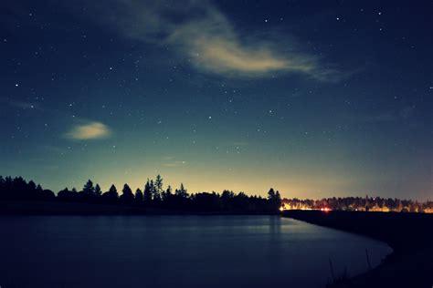 hd wallpaper night sky wallpapersafari