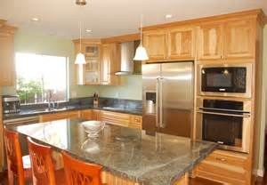 Natural Wood Kitchen Cabinets Kitchen Designs Purple Gray Kitchen Natural Wood Cabinets