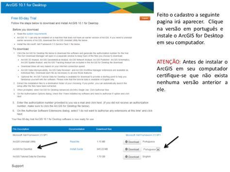 tutorial arcgis 10 1 tutorial instala 231 227 o arcgis 10 1