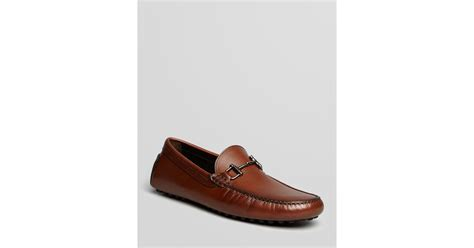 boot loafers to boot columbia bit leather driving loafers in brown for