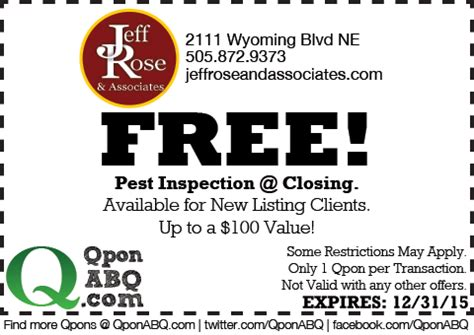real printable grocery coupons real estate coupons savings discounts for albuquerque