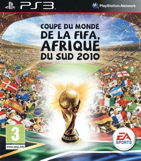 coupe du monde de la fifa afrique du sud 2010 sur
