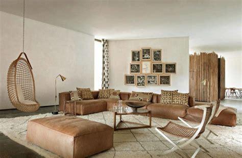 salon marocain en cuir design moderne 2016 salon