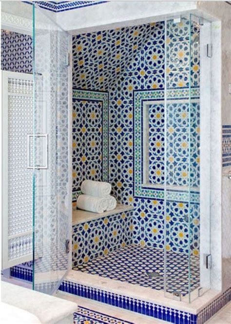 17 best ideas about mosaic tile bathrooms on