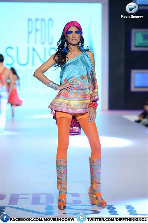 Shoo Sunsilk sunsilk shoo rizwan beyg collection at pdfc sunsilk