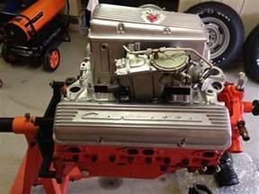 1963 corvette 327 fuelie engine complete all rebuilt