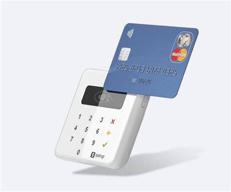 Small Business Card Reader