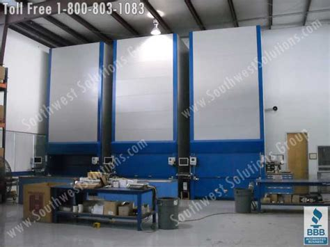 industrial storage towers  rock ar automatic