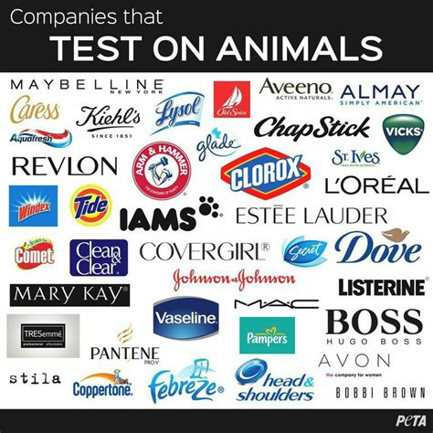 Can You Believe What Cosmetic Treatment Companies Will Do To Their Reputation by These Companies Test On Animals Which Brands Made The