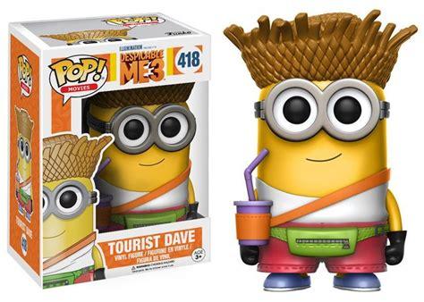 Pop Minions Tourist Jerry battle despicable me 3 funko pops more coming april fpn
