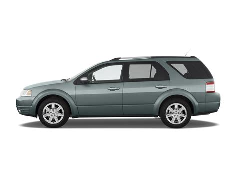 ford taurus x limited 2008 2008 ford taurus x awd limited ford midsize wagon review