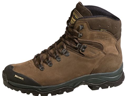 meindl kansas mens gtx walking boots brown