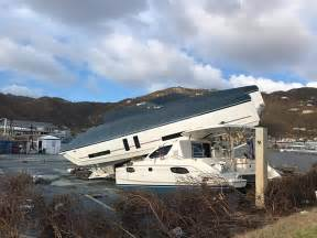 hurricane boats for sale bvi man speaks of devastation on british virgin islands