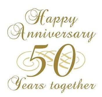 Congratulations Messages for 50th Wedding Anniversary