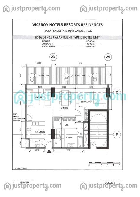 viceroy floor plans viceroy signature residences floor plans justproperty