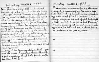 Great Depression Journal Entry Essays by In The 1930s Historical Society