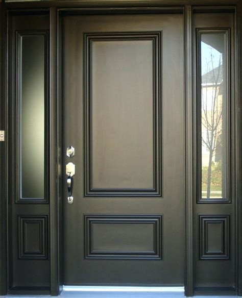 Interior Doors And Trim Color Ideas by Splendorous Front Door Trim Ideas Front Doors Interior