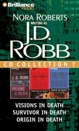 Visions In Jd Robb j d robb cd collection 7 visions in survivor in