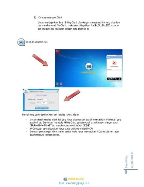 cara membuat id smart billing smart billing dan cara cara menerapkannya