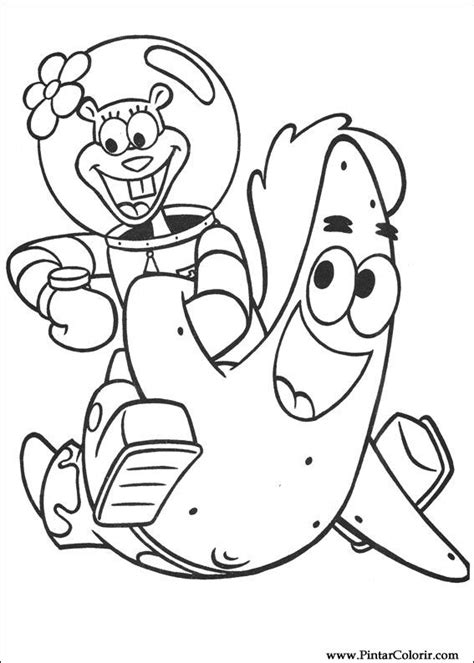 Nick Coloring Pages For Boys Desenhos Para Pintar E Colorir Bob Esponja Imprimir by Nick Coloring Pages For Boys
